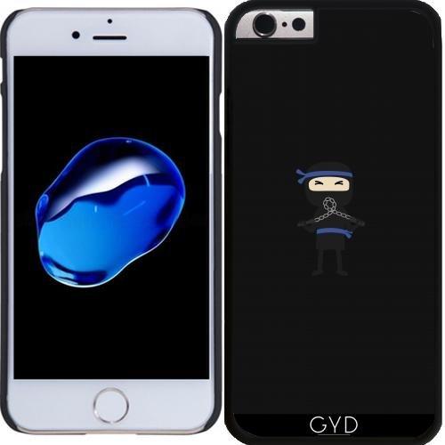 Coque pour Iphone 6 Plus (5,5'') - Ninja Avec Une Arme by ilovecotton