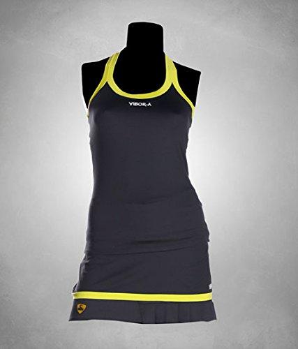 VIBORA Vestido Padel Amarillo (M): Amazon.es: Deportes y aire libre