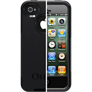 OtterBox Commuter Series Case for iPhone 4/4S-Retail Packaging-Black (B005SWX65G) | Amazon Products