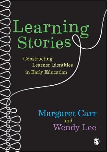 kindergarten learning stories examples
