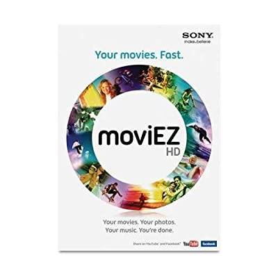Sony MoviEZ HD Video Creation Software