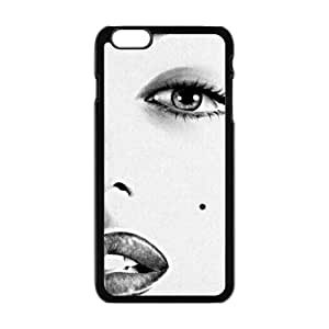 Marilyn Monroe Cell Phone Case for Iphone 6 Plus hjbrhga1544
