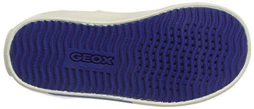 Geox Jr Kilwi Boy, Zapatillas Altas para Niños Azul (Navy/Royal C4226)