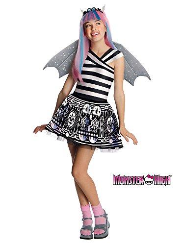 Monster High Rochelle Goyle Costume, (Monster High Bat)