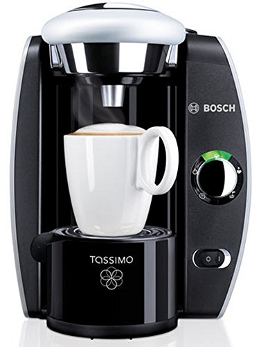 TASSIMO Single Serve Coffeemaker, T45 (Best Tassimo Coffee Machine)