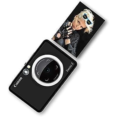 Canon Zoemini Instant Camera Printer Matte Black