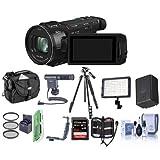 Best Panasonic Cinema Cameras - Panasonic HC-WXF1K 4K UHD Camcorder, 24x Leica Dicomar Review