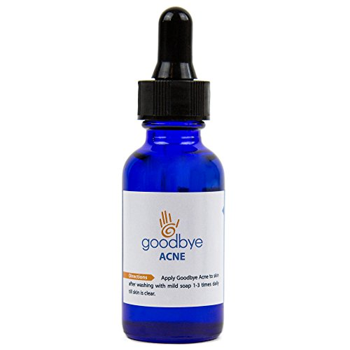 GoodBye Acne - Essential Oil for Acne | Natural Acne Treatment | Organic Serum Blend for the Effective Treatment of Pimple Breakouts