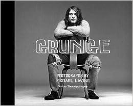 amazon grunge thurston moore michael lavine rock
