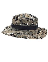 newrong Men's Outdoor Camouflage Sun Hat