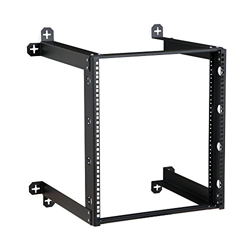 12U V-Line Wall Mount Rack - 18'' Depth by Kendall Howard