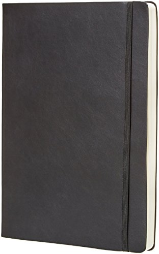 (AmazonBasics Daily Planner and Journal - 8.5 Inch x 11 Inch, Soft Cover)