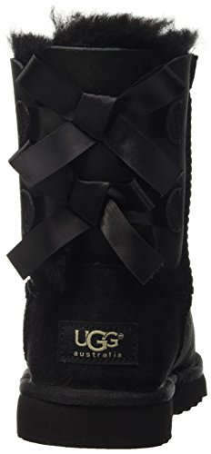 Unisex Child UGG Boots Bow Black Bailey Black Ravnv6xWz