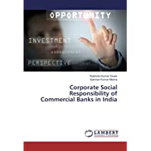 Corporate Social Responsibility of Commercial Banks in India