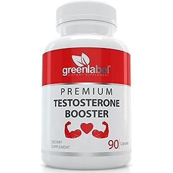 Amazon Com Premium Testosterone Supplement Builds Muscle Sex
