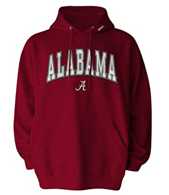 NCAA Alabama Crimson Tide Hooded Sweatshirt Men's
