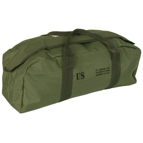 Mil-Com Abrams MI Tool Bag Olive