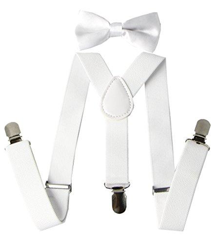 Keywin Toddler Suspender Adjustable Suspender Heavy