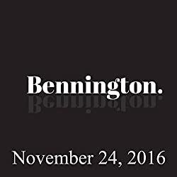 Bennington, November 24, 2016