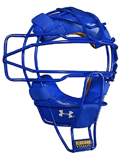 Under Armour Pro Catchers Face Masks Royal by Under Armour