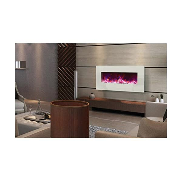 Terrific Amantii Fire Ice Series Wall Mount Built In Electric Fireplace Home Interior And Landscaping Sapresignezvosmurscom