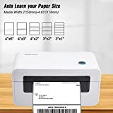Thermal Label Printer - with 4X6 100 Pcs Direct