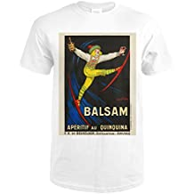 Balsam Vintage Poster (artist: Ylen, Jean d') France c. 1923 (Premium T-Shirt)