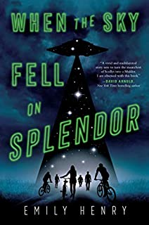 Book Cover: When the Sky Fell on Splendor