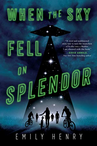 Book Cover: When the Sky Fell on Splendor