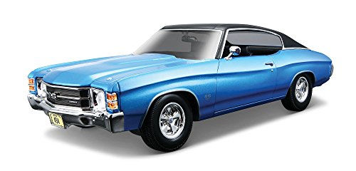Maisto 1:18 Scale 1971 Chevy Chevelle SS 454 Coupe Diecast V