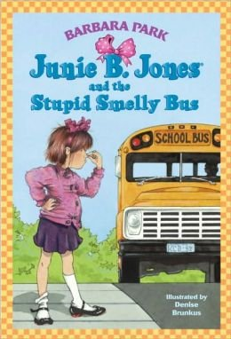 Junie B Jones, Books 1-3 Set (Smelly Bus; Little Monkey Business; Big Fat Mouth)