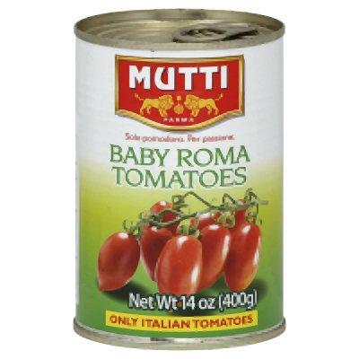 Mutti Tomato Baby Roma
