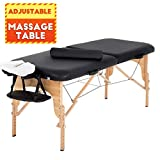 """Massage Table Massage Bed Spa Bed 73"""" L 28""""W Height Adjustable Massage Table"""