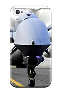 Hot EanPpyS8278gXdNe Military Military Tpu Case Cover Compatible With Iphone 4/4s