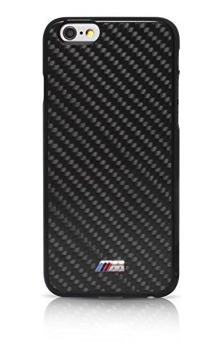 BMW BMHCP6MCA M Sammlung Real Carbon Fiber harte Schutzhülle Inspiration für Apple iPhone 6/6S 11,9 cm (4,7 Zoll) schwarz