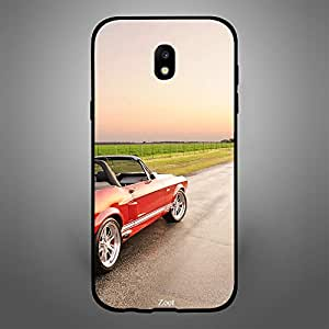 Samsung Galaxy J5 2017 Red Open Top Car