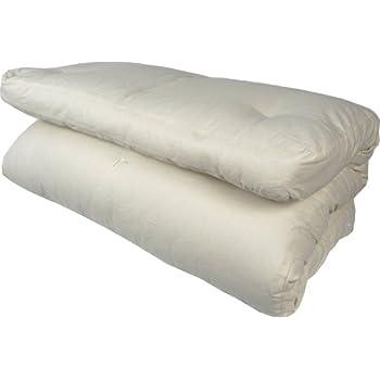 Amazon Com Brand New Brown Shikibuton Trifold Foam Beds 3
