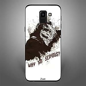 Samsung Galaxy J6 Why so serious