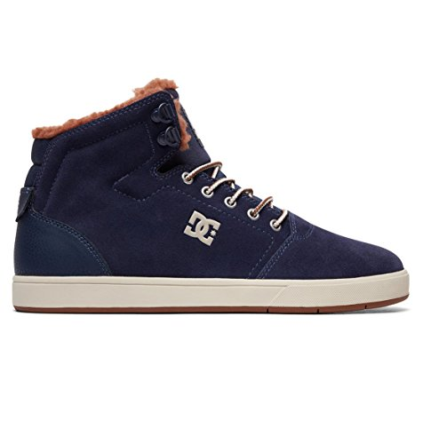 Crisis Dc Shoes M Chaussures Bleu Camel High Wnt zRUqwxw