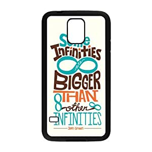 Customize Generic Hard Rubber Case Phone Cover The Fault in Our Stars Back Case Suitable For Samsung Galaxy S5