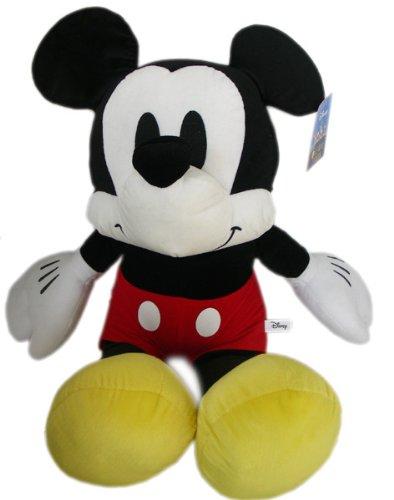 "Disney Jumbo Mickey Mouse Plush Toy (34"")"