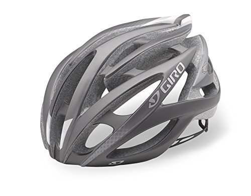Giro Atmos II Bike Helmet – Matte Titanium Large Top Offers
