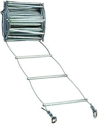 Faders Escalera Metalica 20 M. (20 Cm) - Escalera: Amazon.es: Deportes y aire libre
