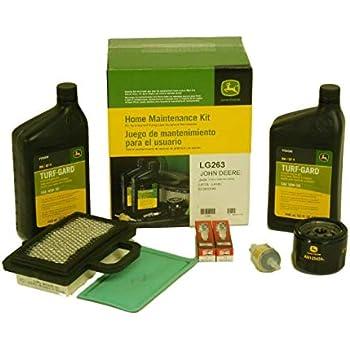 135 145 L120 JOHN DEERE Wartungskit für Kundendienst LG230 L111 X140 L118
