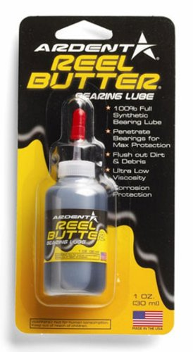 Ball Bearing Grease - Ardent Reel Butter Bearing Lube