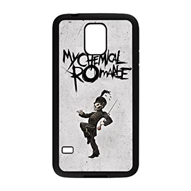 online retailer 30a12 89fea Samsung Galaxy S5 Plastic Wallet Case Cover,My Chemical Romance MCR ...