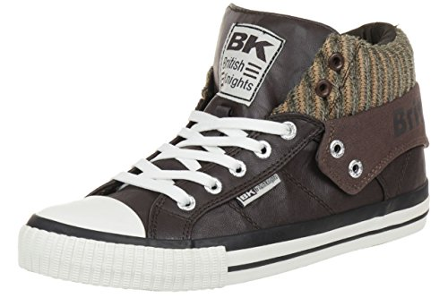 British Knights Schuhe ROCO BK Dark Brown (B34-3743-03) 38 Braun