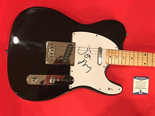 Joe Perry Signature Guitar - Joe Perry Aerosmith Signed Autographed Electric Guitar BAS BECKETT COA