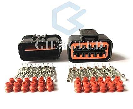 Amazon com: 5 Sets 12 Pin PB625-12027 PB621-12020 Gas