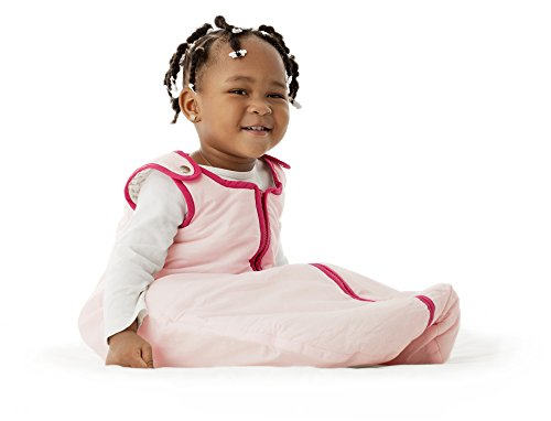 Baby Deedee Sleep Nest Sleeping Bag, Sweet Pink, Large